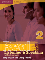 Cambridge English Skills Real Listening and Speaking 2