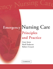 Emergency Nursing Care