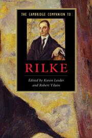 The Cambridge Companion to Rilke