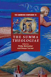 The Cambridge Companion to the Summa Theologiae