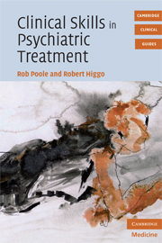 Clinical Skills in Psychiatric Treatment