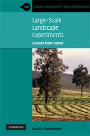 Large-Scale Landscape Experiments