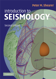 Introduction to Seismology