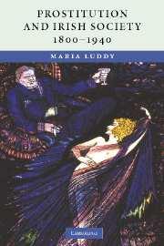 Prostitution and Irish Society, 1800–1940