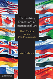 The Evolving Dimensions of International Law