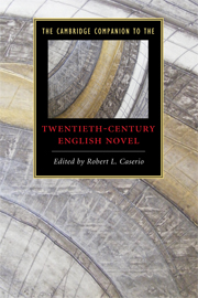 The Cambridge Companion to the Twentieth-Century English Novel