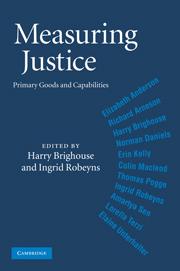 Measuring Justice