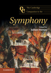 The Cambridge Companion to the Symphony