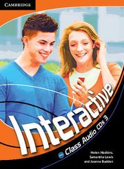Interactive Level 3 Class Audio CDs (3)