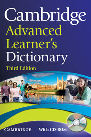Cambridge Advanced Learner's Dictionary 3rd Edition Từ điển tiếng Anh Cambridge- nulled mediafire.com full script