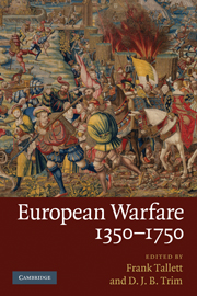 European Warfare, 1350–1750