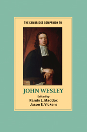 The Cambridge Companion to John Wesley