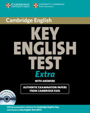 Cambridge Key English Test Extra Self-Study