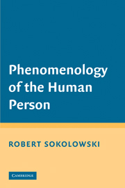 Phenomenology human person philosophy of mind and language look inside phenomenology of the human person fandeluxe Gallery