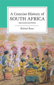 A Concise History of South Africa