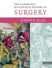 The Cambridge Illustrated History of Surgery