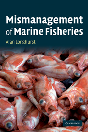 Mismanagement of Marine Fisheries