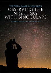 Stephen James O'Meara's Observing the Night Sky with Binoculars