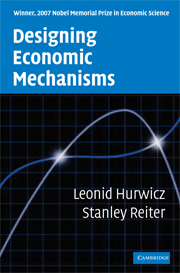 Designing Economic Mechanisms