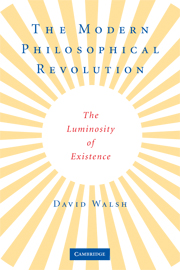 The Modern Philosophical Revolution