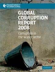 Global Corruption Report 2008