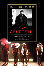 C.C. to Caryl Churchill