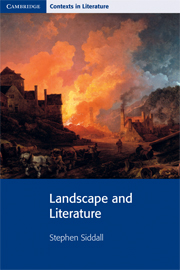 Cambridge Contexts in Literature