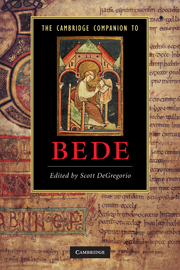 The Cambridge Companion to Bede