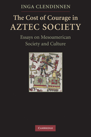 The Cost of Courage in Aztec Society