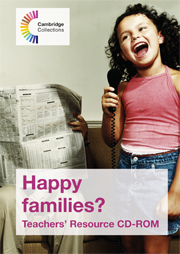 Happy Families? Teachers' Resource CD-ROM