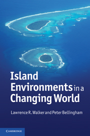 Island Environments in a Changing World
