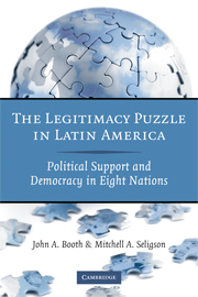 The Legitimacy Puzzle in Latin America