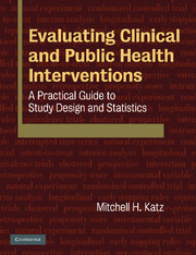 Evaluating Clinical and Public Health Interventions