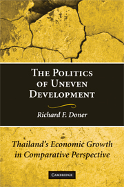 The Politics of Uneven Development