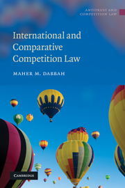 International and Comparative Competition Law
