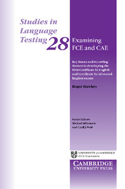 Examining FCE and CAE