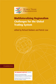 Multilateralizing Regionalism