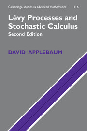Lévy Processes and Stochastic Calculus