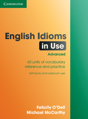English Idioms in Use Advanced