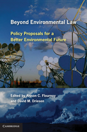 Beyond Environmental Law