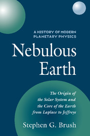 A History of Modern Planetary Physics