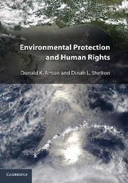 Environmental Protection and Human Rights