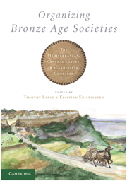 Organizing Bronze Age Societies