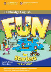 Fun for Starters, Movers and Flyers 2nd Edition