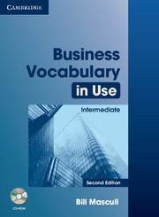 Business Vocabulary in Use: Intermediate 2nd Edition