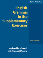 English Grammar in Use Supplementary Exercises 2nd Edition