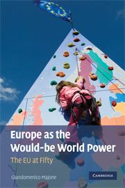 Europe as the Would-be World Power