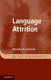 Language Attrition
