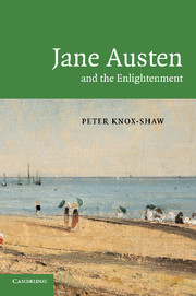 Jane Austen and the Enlightenment
