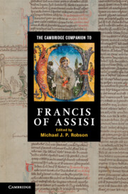 The Cambridge Companion to Francis of Assisi